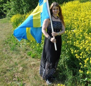 En första svensk kvinnnlig statsminister som heter duga