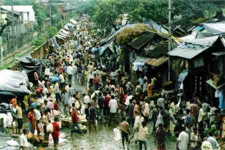 Calcutta är inte det samma ...