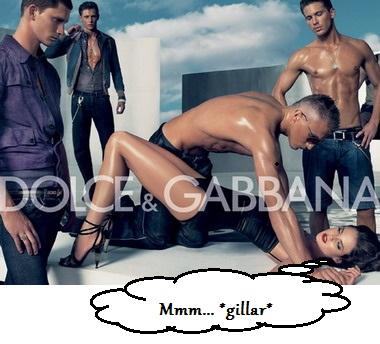 JämställdismDolce&Gabbana