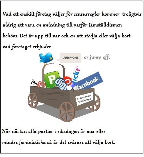 facebookjämställdism