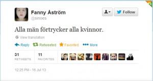 FannyÅström