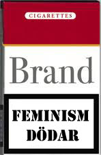 Feminism dödar copy