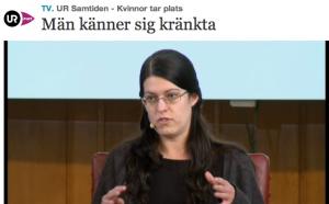 Mia Andersson - Genusvetare som ger mig hopp!
