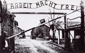 Porten till Auschwitz