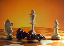 liggande schack-kung