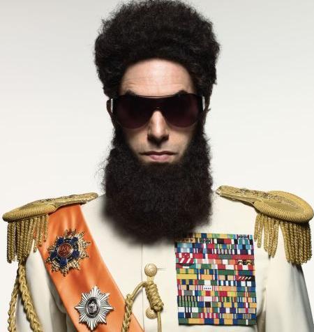 Diktatorn Sacha Baron Cohen