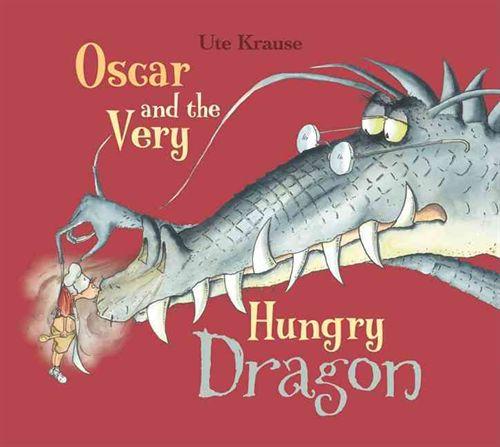 Krause, Ute - Oskar och den utsvultna draken