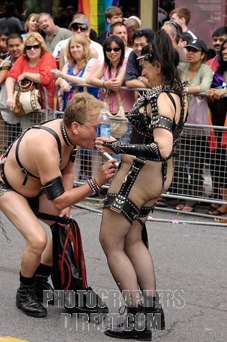Pride Parade in Toronto