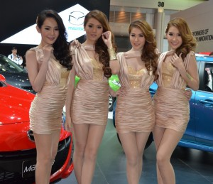 thailändska flickor
