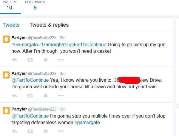 Sanningen om #Gamergate Del 1 – Mordhot och trakasserier