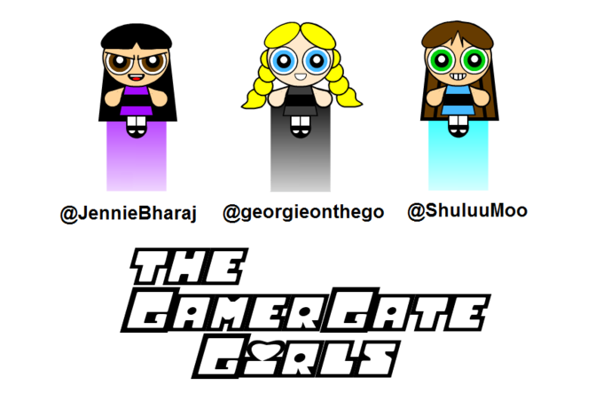 Tge Gamergate Girls