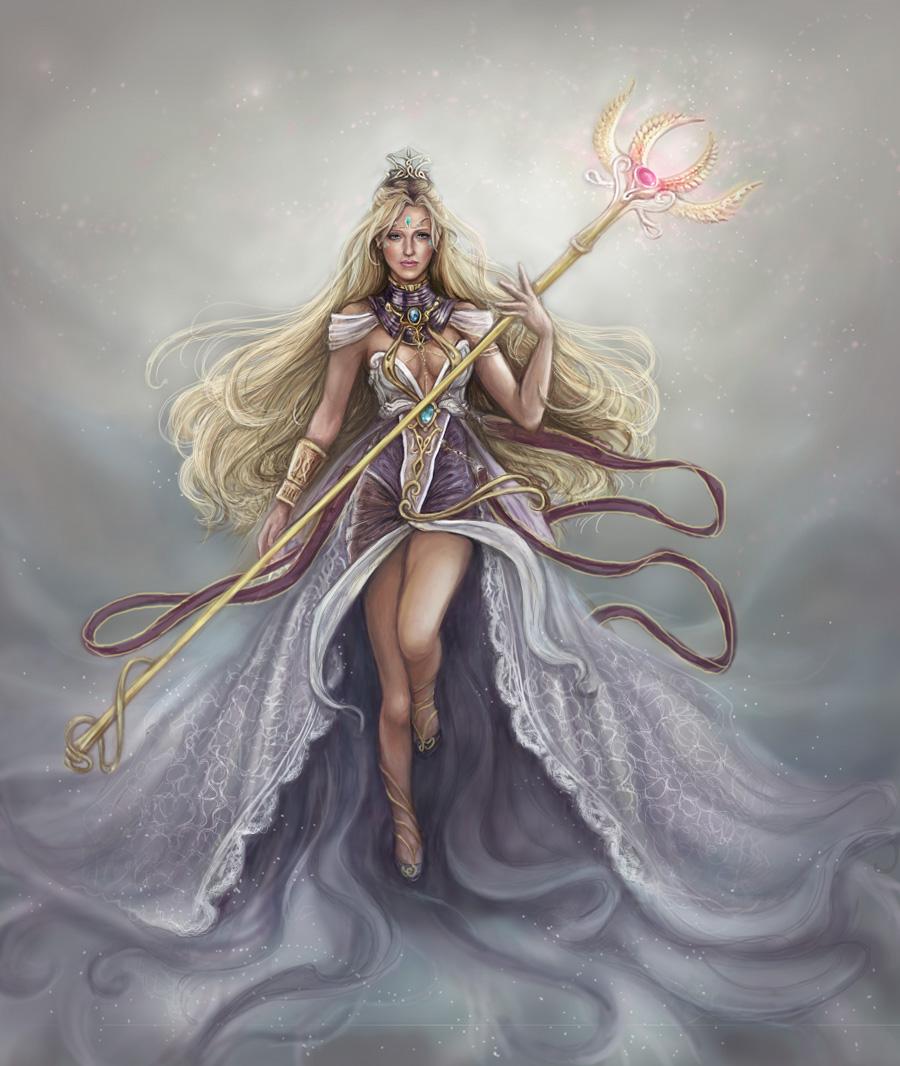 Gudinna