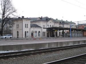 patriarkal järnvägsstation