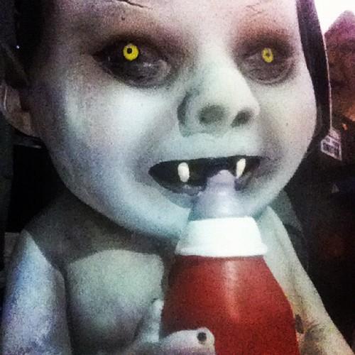 Vampyrbaby