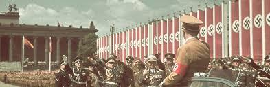 4 konfliktytor, 1 Hitlerjämförelse