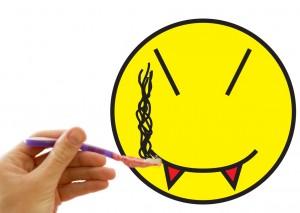 Dolf logo, skedmatning
