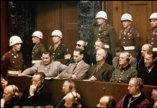 Nürnbergprocessen