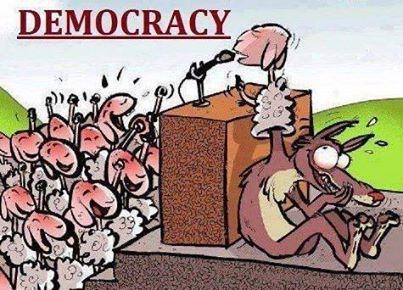 Vad är demokrati?