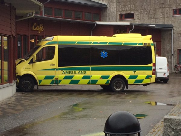 Ambulans Trollhättan