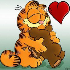 Garfield Hug