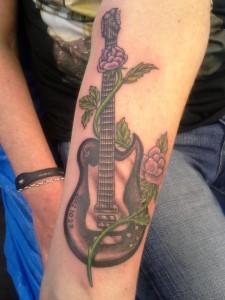 Marina tatuering