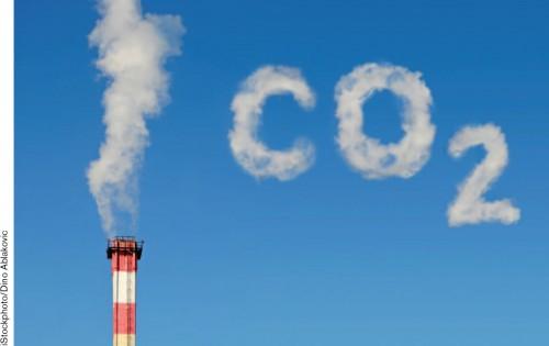 CO2, en osynlig och luktfri gas