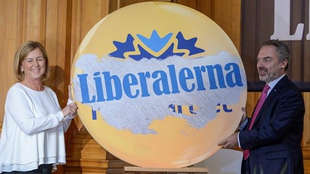 Liberalerna och olfaktoriska fekaliesensationer