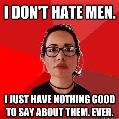 Dont hate men