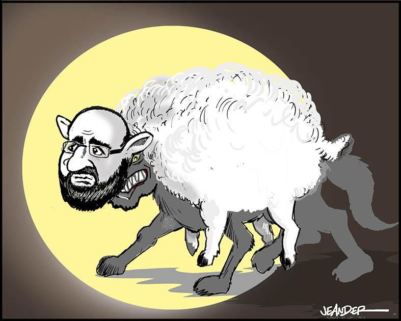 #Kaplan blir utan bacon för han är #muslim