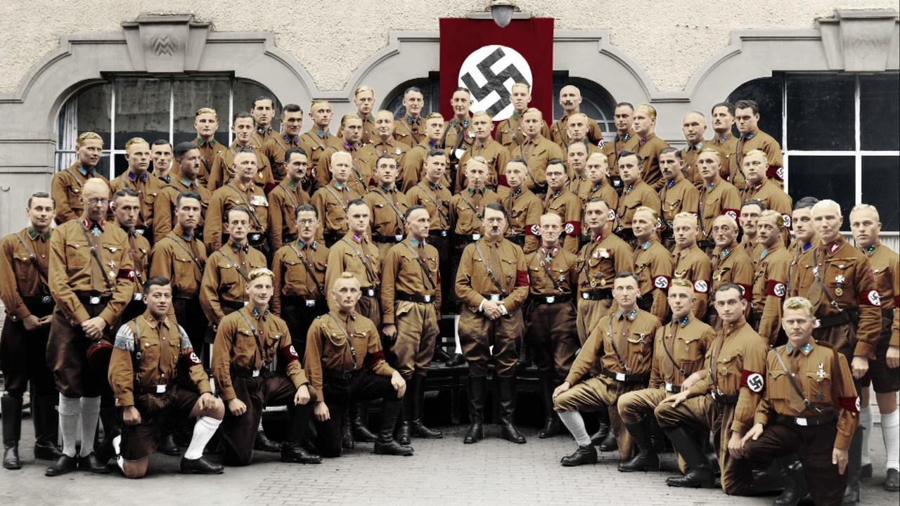 Därför är jag nazist! (Och en liten hyllning till Edgar Froese)