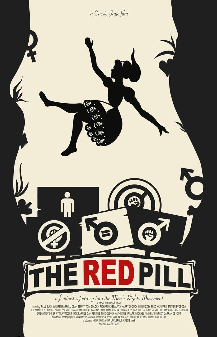 Cassie Jaye och filmen The Red Pill – Frågan om ekonomisk yttrandefrihet