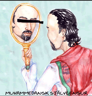 muhammeddansk-sjalvcensur