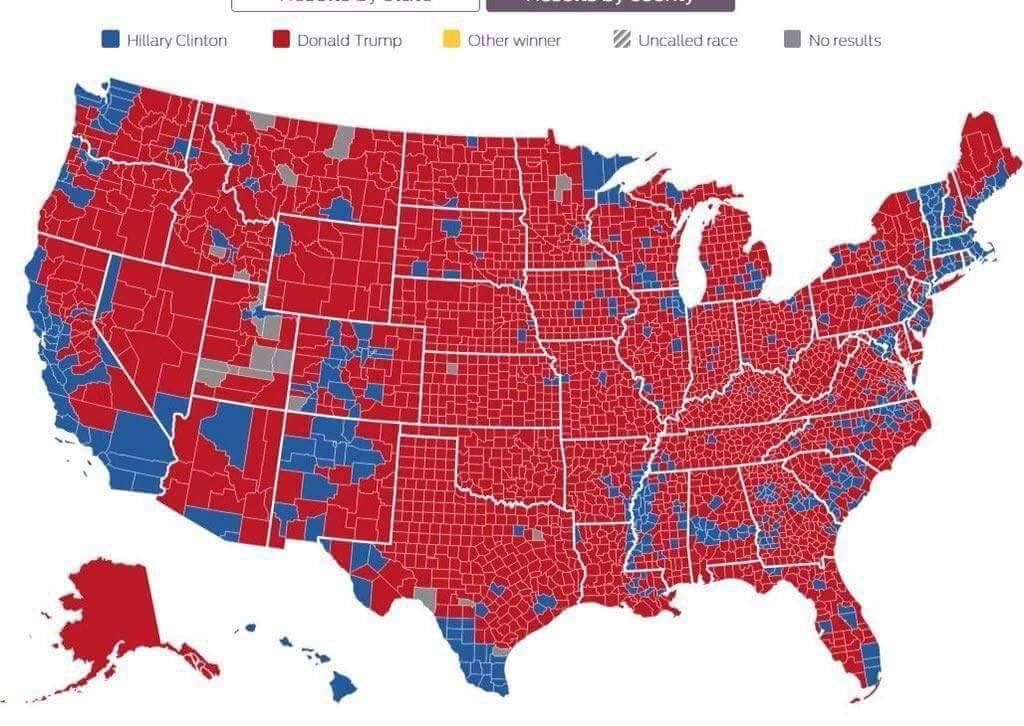 politicla-map-usa