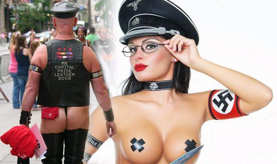 Militära pride-parader