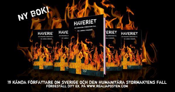 Haveriet – en bok om den humanitära stormaktens fall