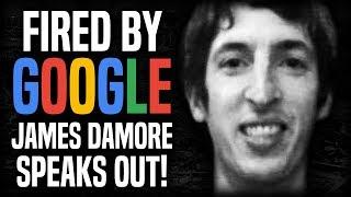 Jordan B Peterson intervjuar James Damore om #GoogleMemo och Googles hemliga Mångfaldsmöten