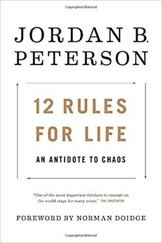 Jordan Petersons bok är nu #1 på Amazon – Här är de 12 principer som han förespråkar
